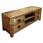 TV Cabinet With 4 Drawers