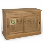 Small Sideboard Whit 2 Door