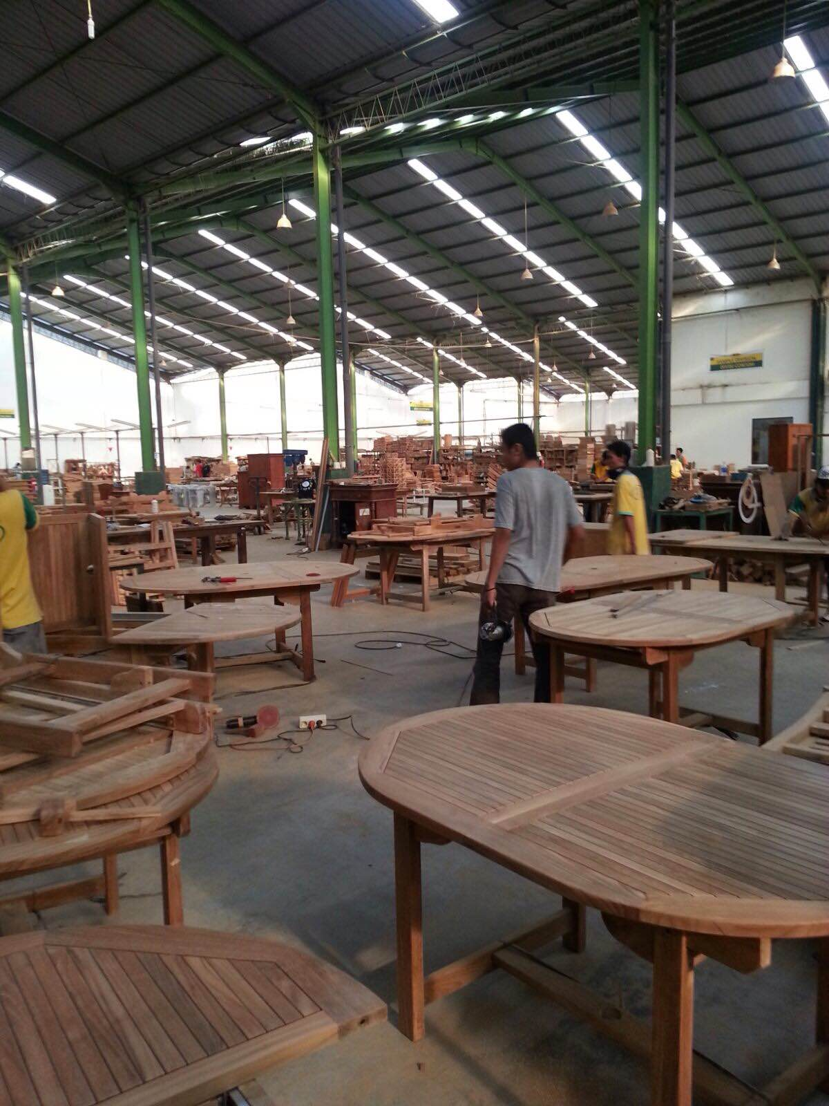 Indonesia Furniture Imports From Jepara Teak Furniture